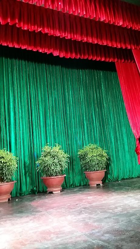 Phông rèm hội trường sân khấu  03