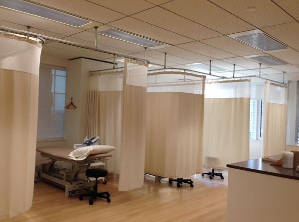 Rèm bệnh viện 04