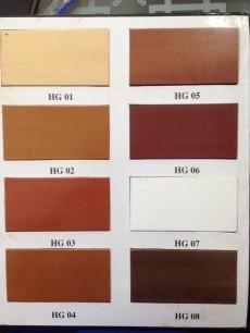 Bảng báo giá rèm gỗ mới nhất cho năm 2015