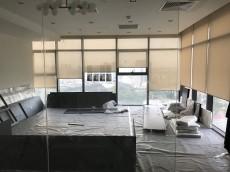 Công trình rèm cuốn lưới văn phòng vừa hoàn thiện tại Discovery