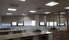 Công trình rèm cuốn Ngân Hàng Rèm lắp đặt tại văn phòng làm việc Hàn Quốc