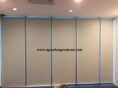 Công trình rèm cuốn văn phòng lắp đặt tại tầng 19 Keangnam  Landmark
