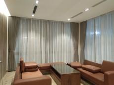 Công trình rèm vải cao cấp lắp đặt cho biệt thự tại Mộc Châu - Sơn La