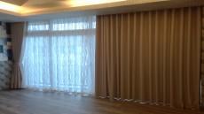 Rèm vải cản sáng 100% lắp đặt tại dự án chung cư Imperia Garden Nguyễn Tuân