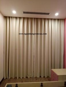 Rèm vải lắp đặt tại căn hộ chung cư cao cấp Park Hill - Times City